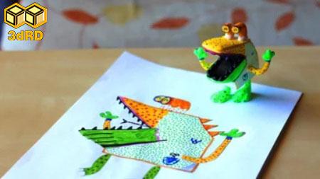 ایده ساخت اسباب بازی با پرینتر سه بعدی 1