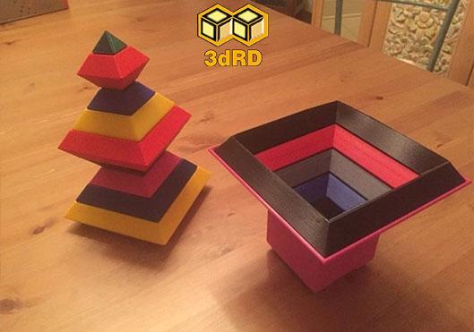 ایده ساخت اسباب بازی با پرینتر سه بعدی 11