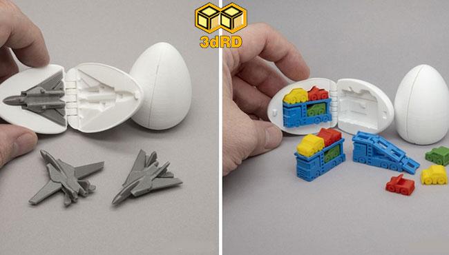 ایده ساخت اسباب بازی با پرینتر سه بعدی 3