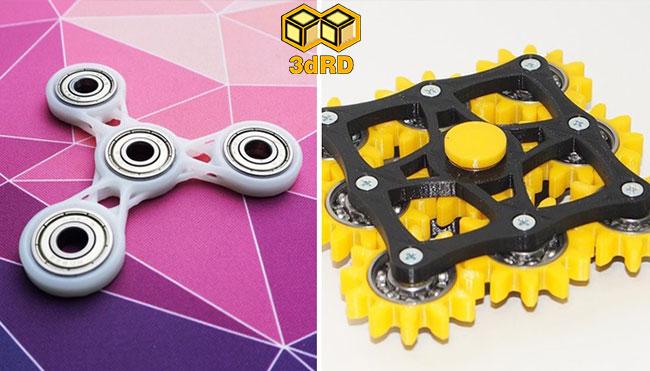 ایده ساخت اسباب بازی با پرینتر سه بعدی 6