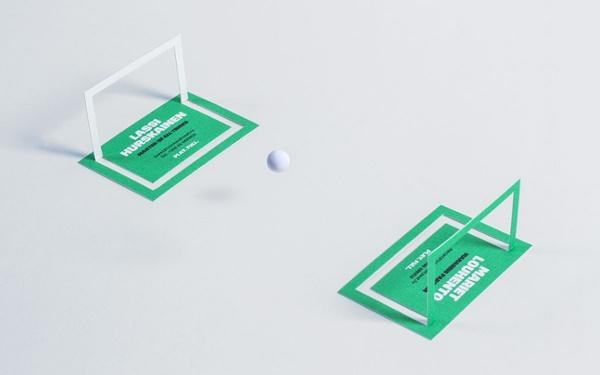 کارت ویزیت سه بعدی 32