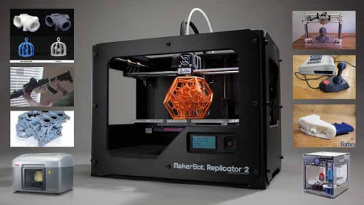 ساخت محصولات خلاقانه با پرینتر سه بعدی