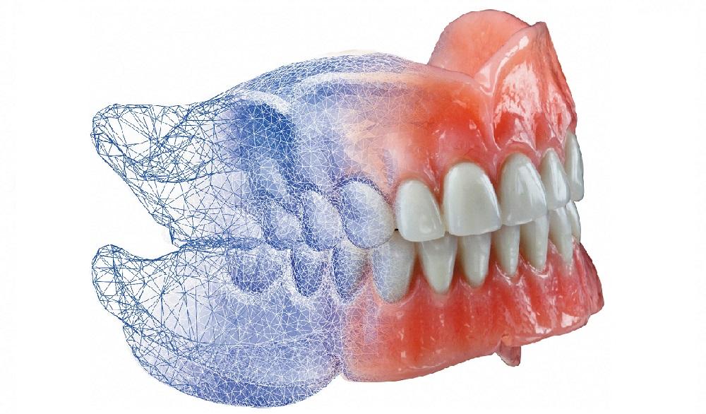 ساخت مواد پروتئینی و دندان مصنوعی