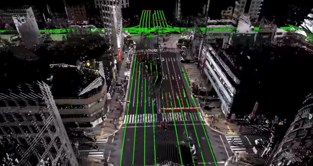 سیستم نقشه برداری سه بعدی