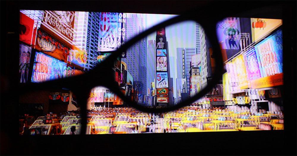 سینمای سه بعدی