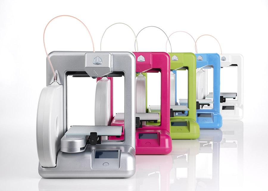 فروش دستگاه های پرینتر سه بعدی